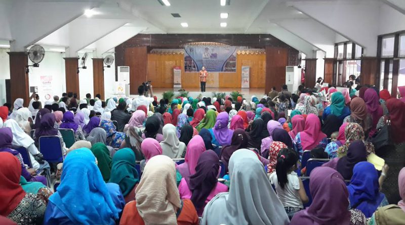 Kepala BKKBN RI Bersama 1000 Kader & PIK R/M
